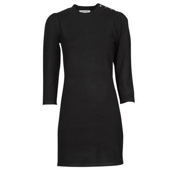 Clothing Women Short Dresses Morgan RMALSI Black