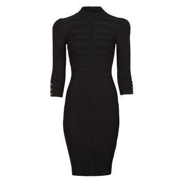 Clothing Women Short Dresses Morgan RMTO Black