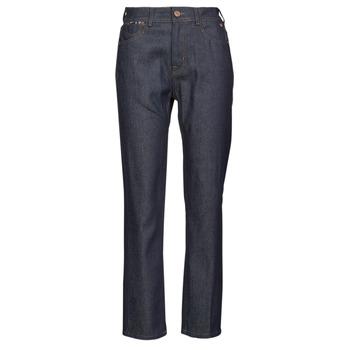 Clothing Women Straight jeans Freeman T.Porter MONIKA DENIM Blue / Raw