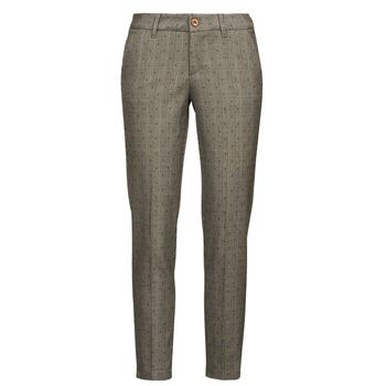 Clothing Women 5-pocket trousers Freeman T.Porter CLAUDIA PONGO Grey