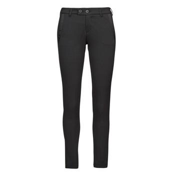 Clothing Women 5-pocket trousers Freeman T.Porter TESSA CLASSICO Black
