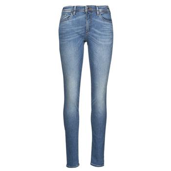 Clothing Women Slim jeans Emporio Armani 6K2J28 Blue