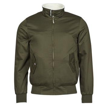 Clothing Men Jackets Harrington HARRINGTON SINATRA Kaki