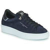 Shoes Men Low top trainers John Galliano ORENOQUE Blue