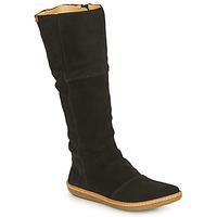 Shoes Women High boots El Naturalista CORAL Black