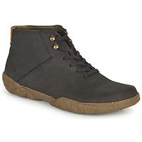 Shoes Men Mid boots El Naturalista TURTLE Black
