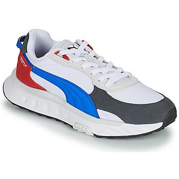 Shoes Men Low top trainers Puma WILD RIDER COLLIN Multicolour