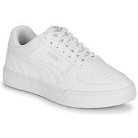 Shoes Children Low top trainers Puma CAVEN JR White