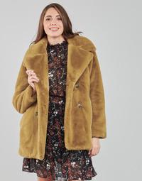 Clothing Women Coats Oakwood PERSHING Camel