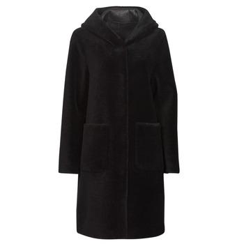 Clothing Women Coats Oakwood ANGELIQUE Black