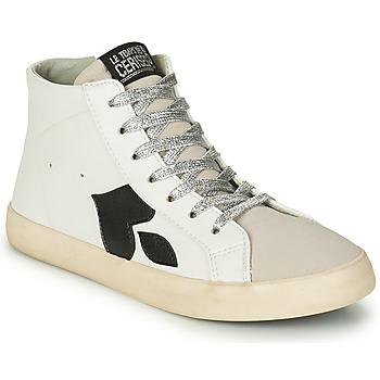 Shoes Women Hi top trainers Le Temps des Cerises AUSTIN White