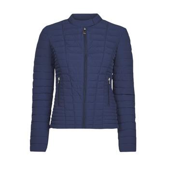 Clothing Women Duffel coats Guess VONA JACKET Marine