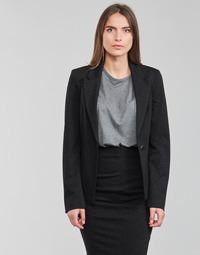 Clothing Women Jackets / Blazers Guess SPERANZA BLAZER Black