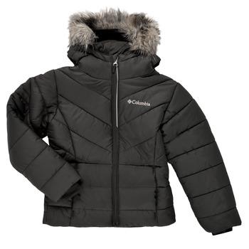 Clothing Girl Duffel coats Columbia KATELYN CREST Black