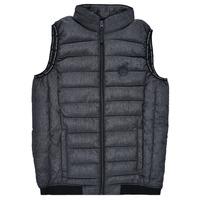 Clothing Boy Duffel coats Deeluxe MAC Black