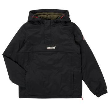 Clothing Boy Jackets Deeluxe BLINKY Black