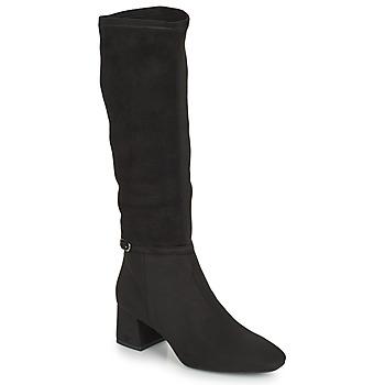 Shoes Women High boots JB Martin ANNA Black