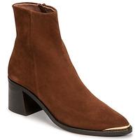 Shoes Women Ankle boots Jonak DELO Brown