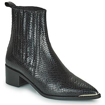 Shoes Women Ankle boots Jonak ARSENE Black