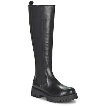 Shoes Women High boots Jonak REBEL Black