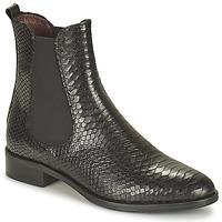 Shoes Women Mid boots Muratti ROCHEGUDE Black