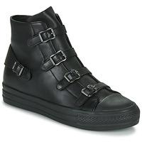 Shoes Women Hi top trainers Ash VIRGIN Black