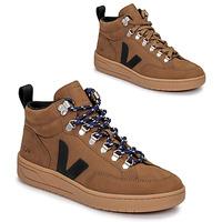 Shoes Hi top trainers Veja RORAIMA Camel / Black