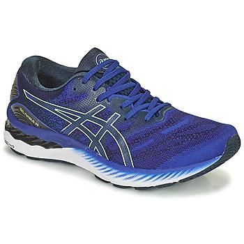 Shoes Men Running shoes Asics GEL-NIMBUS 23 Blue