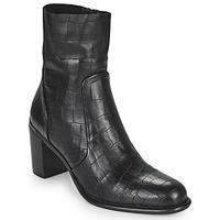 Shoes Women High boots Adige FARA V4 DRAGON BRONZE Black