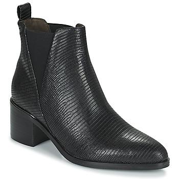 Shoes Women High boots Adige HABY V1 TEJUS NOIR Black