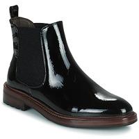 Shoes Women Mid boots Adige NILOU V1 VERNIS NOIR Black