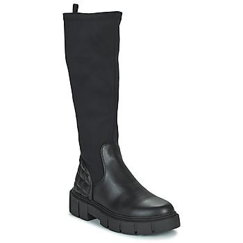 Shoes Women High boots MTNG 50190-C51975 Black