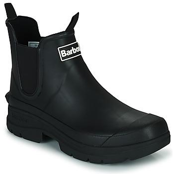 Shoes Men Mid boots Barbour NIMBUS Black