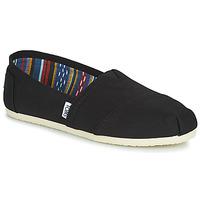 Shoes Women Espadrilles Toms   black