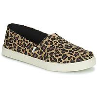 Shoes Women Slip-ons Toms  Tan