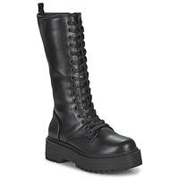 Shoes Women High boots Emmshu BADIE Black
