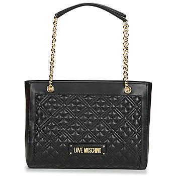 Bags Women Small shoulder bags Love Moschino JC4006 Black
