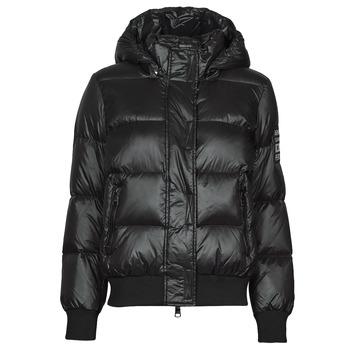 Clothing Women Duffel coats Armani Exchange 8NYB40 Black