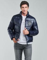 Clothing Men Duffel coats Armani Exchange 8NZBP3 Marine
