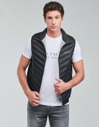 Clothing Men Duffel coats Armani Exchange 8NZQ52 Black