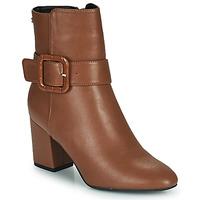 Shoes Women Ankle boots Esprit REBECCI Caramel