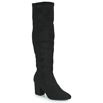Shoes Women High boots Esprit BECCA Black