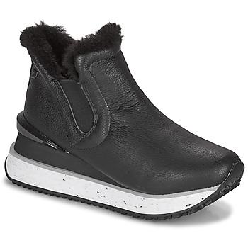 Shoes Women Hi top trainers Gioseppo FEDJE Black