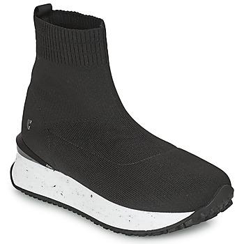 Shoes Women Hi top trainers Gioseppo ULUIK Black
