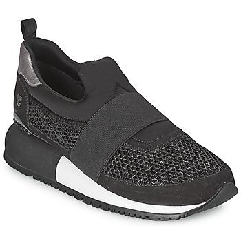 Shoes Women Low top trainers Gioseppo UTSIRA Black