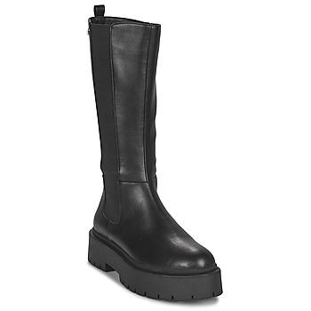 Shoes Women High boots Gioseppo SOHAG Black