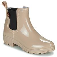 Shoes Women Wellington boots Gioseppo 40841 Nude