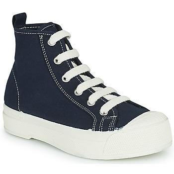 Shoes Children Hi top trainers Bensimon STELLA B79 ENFANT Blue