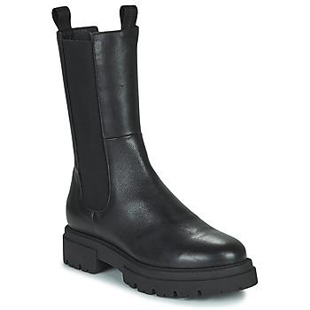 Shoes Women Mid boots Blackstone UL93-BLACK Black