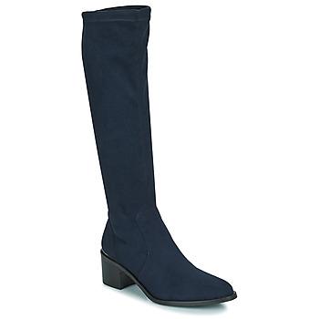 Shoes Women High boots JB Martin JOLIE Blue